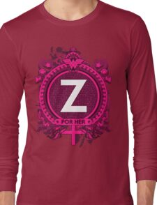 FOR HER - Z Long Sleeve T-Shirt