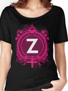FOR HER - Z Women's Relaxed Fit T-Shirt