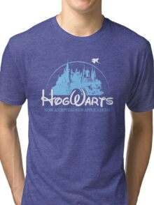 Harry Potter Hogwarts Now Accepting Tri-blend T-Shirt