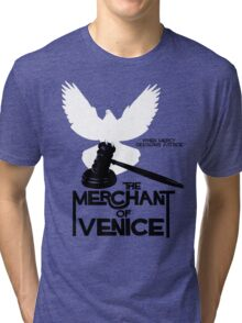 Merchant of Venice - Shakespeare Tri-blend T-Shirt