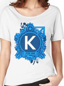 FOR HIM - K Women's Relaxed Fit T-Shirt