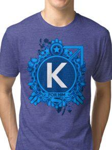 FOR HIM - K Tri-blend T-Shirt