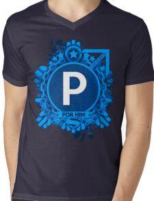 FOR HIM - P Mens V-Neck T-Shirt