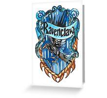 Ravenclaw Greeting Card