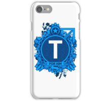 FOR HIM - T iPhone Case/Skin