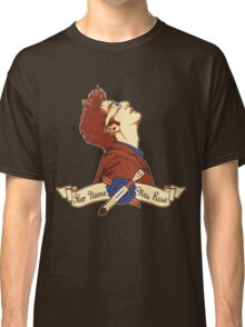 Her Name Was Rose - Doctor Who Classic T-Shirt