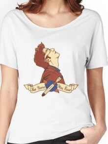 Her Name Was Rose - Doctor Who Women's Relaxed Fit T-Shirt