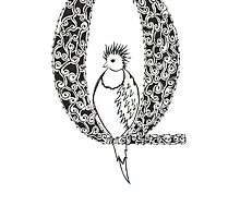 Q is for Quetzal by Cat-Igrun