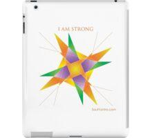 I AM STRONG - YANTRA iPad Case/Skin