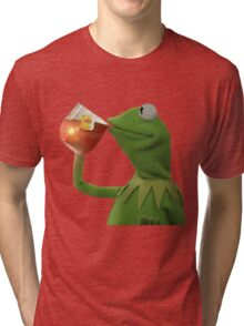 But that's none of my business Tri-blend T-Shirt