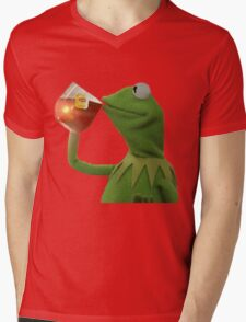 But that's none of my business Mens V-Neck T-Shirt