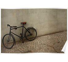 Swiss Bike Poster
