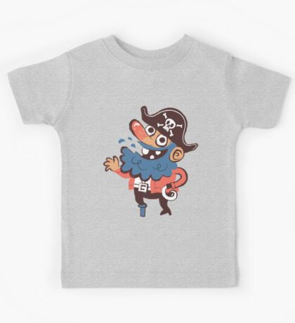 Y'arrrrr tee Kids Clothes