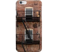Hollywood Fire Escape iPhone Case/Skin