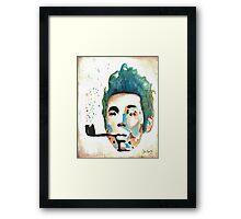 Kramer / Dr. Van Nostrand Framed Print