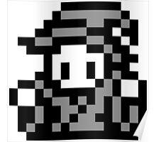 8-Bit Wizard Poster