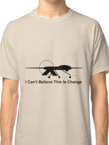 ChangeTransparentBackgroundShirtsStickers Classic T-Shirt