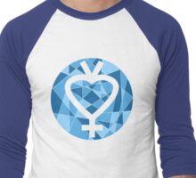 Mercury Symbol Men's Baseball ¾ T-Shirt