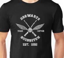 Hogwarts quidditch captain Unisex T-Shirt