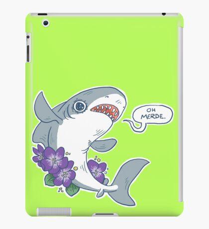 Oh Merde. iPad Case/Skin