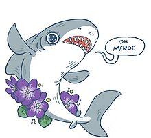 Oh Merde. by Cara McGee