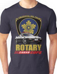 Rotary Cops RX7 FD Unisex T-Shirt