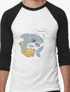 Bollocks Men's Baseball ¾ T-Shirt
