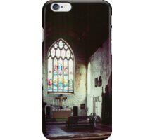 Altar All Saints Parish Church C14 Hereford England 198405150003  iPhone Case/Skin
