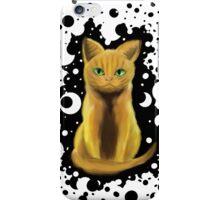 FireHeart Cat iPhone Case/Skin