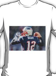 Tom Brady - NFL - Patriots T-Shirt