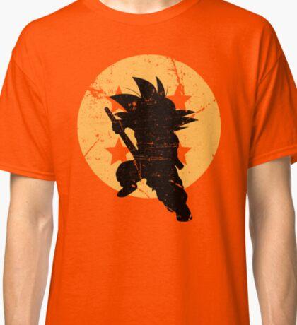 Dragon Ball Fan Art. Goku 4 Star Classic T-Shirt