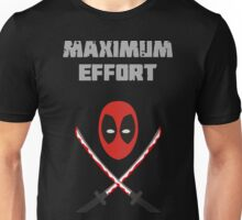 Deadpool 4 Unisex T-Shirt
