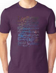 Harry Potter Magic Spell  Unisex T-Shirt