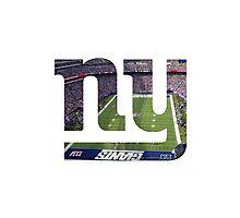 New York Giants Stadium Color Photographic Print