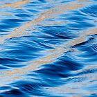 Blue Waves by Brad Baker