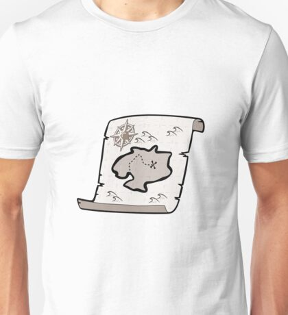 treasury maps Unisex T-Shirt