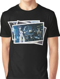 GITS Anime Pictures Graphic T-Shirt