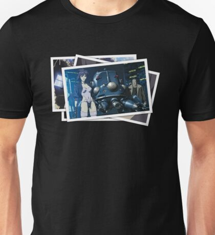 GITS Anime Pictures Unisex T-Shirt