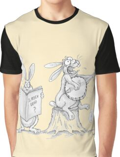 Is Rock Dead ? Graphic T-Shirt