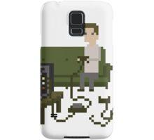 Gamer Pixel Art Samsung Galaxy Case/Skin