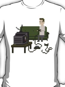 Gamer Pixel Art T-Shirt