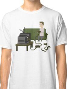 Gamer Pixel Art Classic T-Shirt