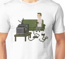 Gamer Pixel Art Unisex T-Shirt