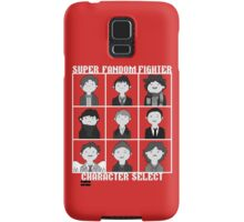 Super Fandom Fighter!  Samsung Galaxy Case/Skin