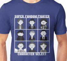 Super Fandom Fighter!  Unisex T-Shirt