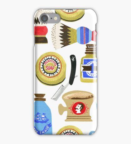 Barber shop iPhone Case/Skin