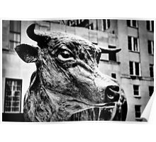 The Bull of Durham Poster