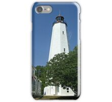 Sandy Hook Lighthouse iPhone Case/Skin