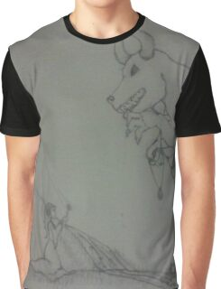 Offering (large) Graphic T-Shirt