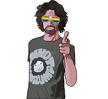 NinjaSexParty: The T-Shirt Photographic Print
